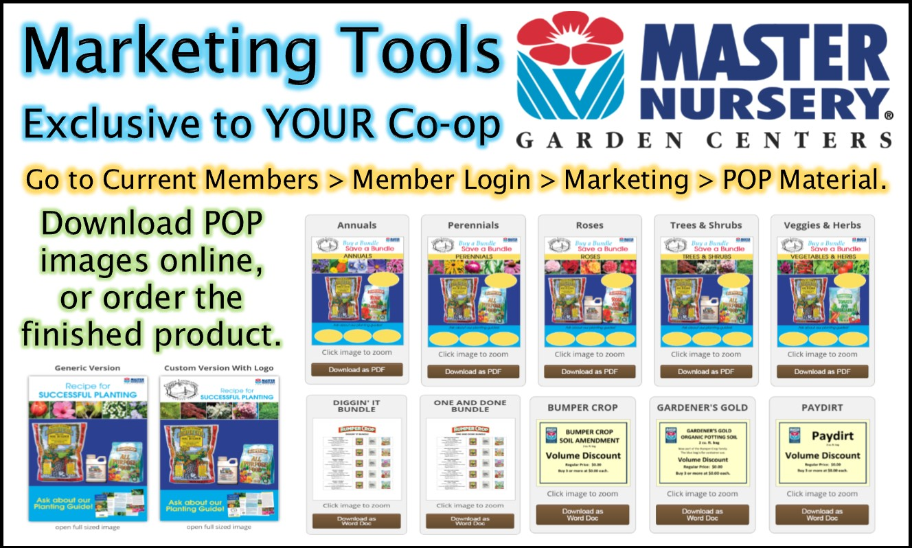 A Co Op Of Over 550 Independent Garden Centers Serving The North American Consumer Master Nursery